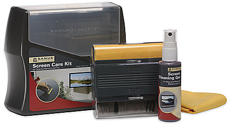 Sanus screen care kit