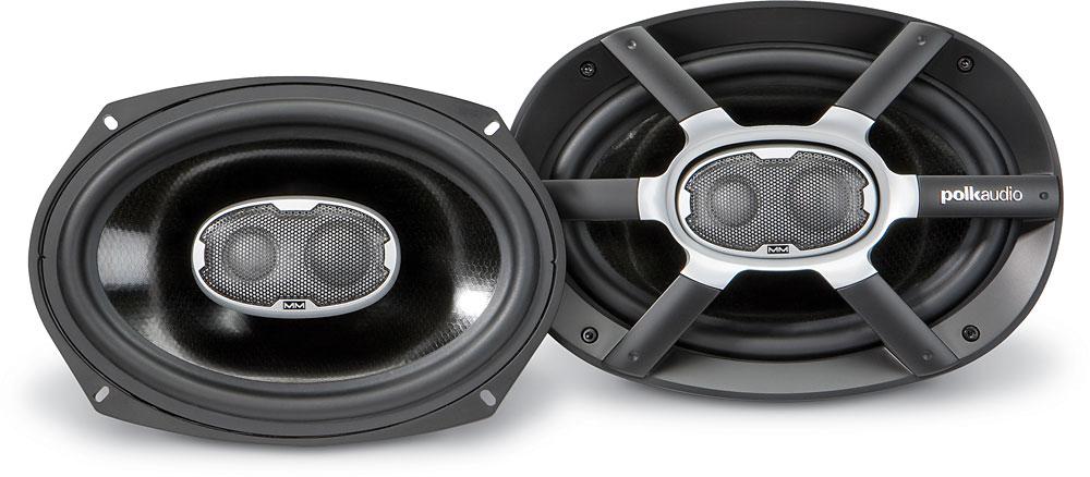 Polk Audio MM691 6x9 3way car speakers at Crutchfieldcom