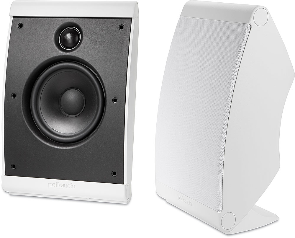 Polk Audio Owm3 White Multi Purpose Home Theater