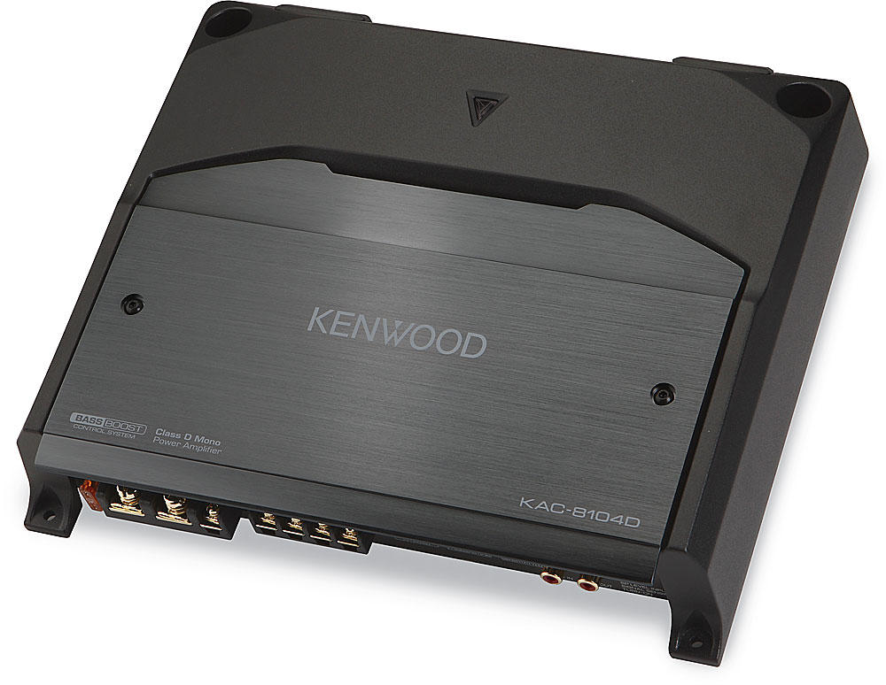 x113KAC8104 F 2 kenwood kac 8104d mono subwoofer amplifier 500 watts rms x 1 at 2 kenwood kac-8103d wiring diagram at crackthecode.co