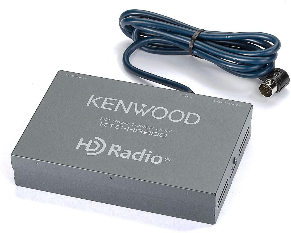 HD Radio indicators