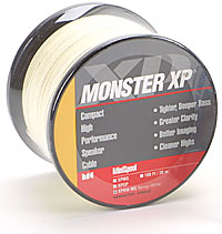 Monster Cable Monster XPNWMS-50 50 ft. MKII  XP Navajo Wh...