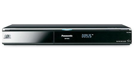 Panasonic DMP-BD50 Blu-ray Disc™ high-definition player