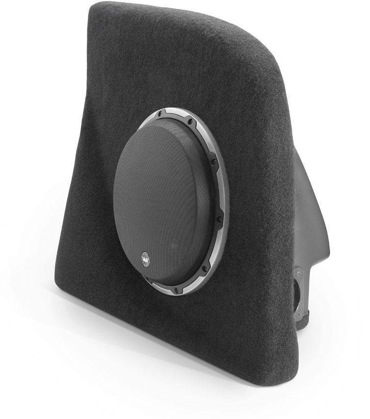 Jl Audio Single 10 U0026quot  Stealthbox U00ae Custom