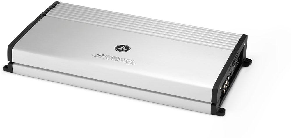 jl audio g series g6600 6 channel car amplifier 75 watts rms x 6 rh crutchfield com