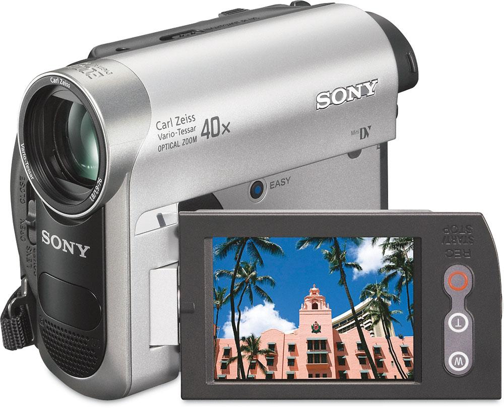 Sony dcr trv270e