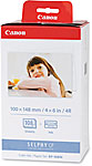 Canon KP-108IN 108 Sheet 4X6 Photo Paper