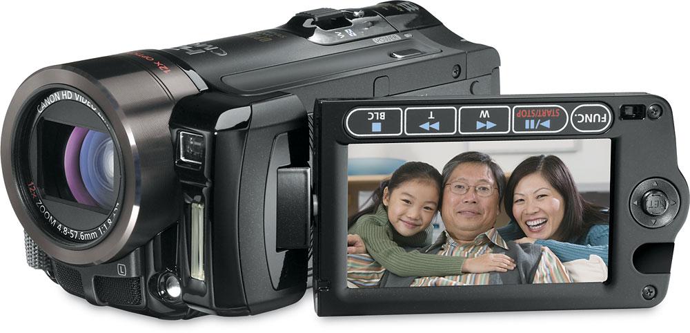 canon vixia hf11 32gb high definition flash memory sdhc memory card rh crutchfield com Canon Camera User Manual Canon T2i Manual
