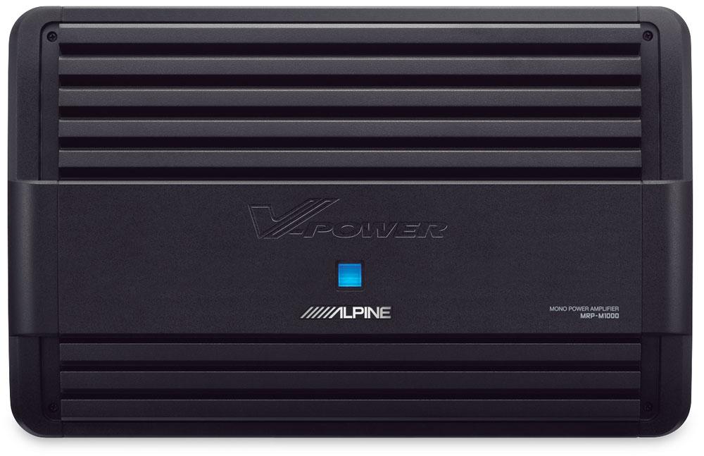 x500MRP1000 f alpine mrp m1000 mono subwoofer amplifier 1,000 watts rms x 1 at 2 alpine mrp-f300 wiring diagram at fashall.co