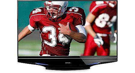 "Mitsubishi L65-A90 65"" LaserVue™ 1080p DLP HDTV"