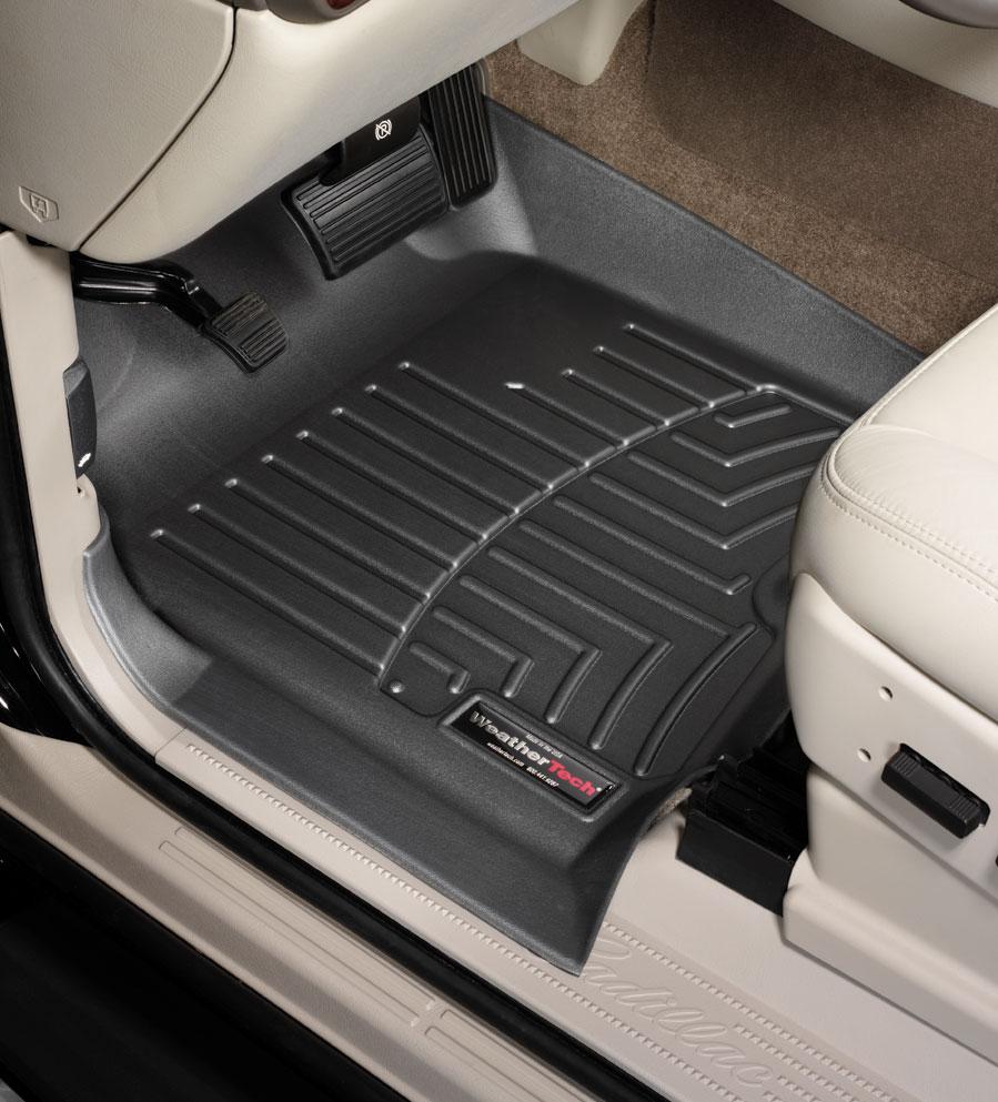 Weathertech car mats best price - Weathertech Digitalfit Floorliners Black Front Pair At Crutchfield Com