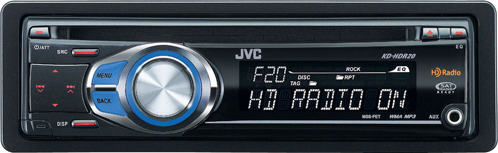 x105KDHDR20 f jvc kd hdr20 cd receiver at crutchfield com jvc kd hdr20 wiring diagram at crackthecode.co