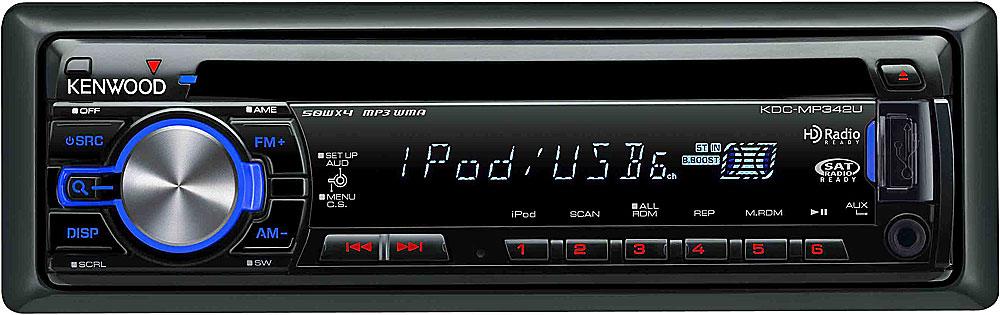 [DIAGRAM_5LK]  Kenwood KDC-MP342U CD receiver at Crutchfield | Kenwood Kdc Mp342u Wiring Harness |  | Crutchfield