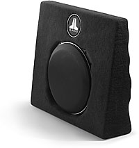 "JL AUDIO Stealthbox Single 13""  07-13 Toyota Tundra CrewMax"