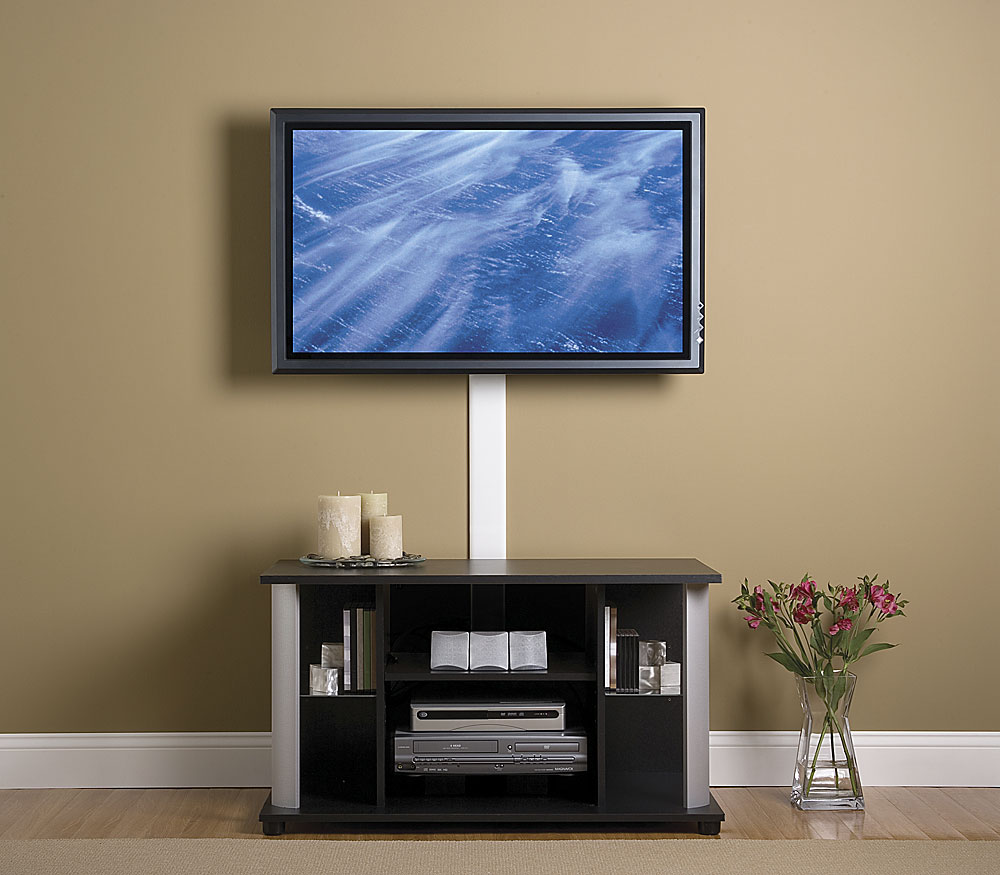 wiremold flat screen tv cord cover cmk30 conceal your. Black Bedroom Furniture Sets. Home Design Ideas
