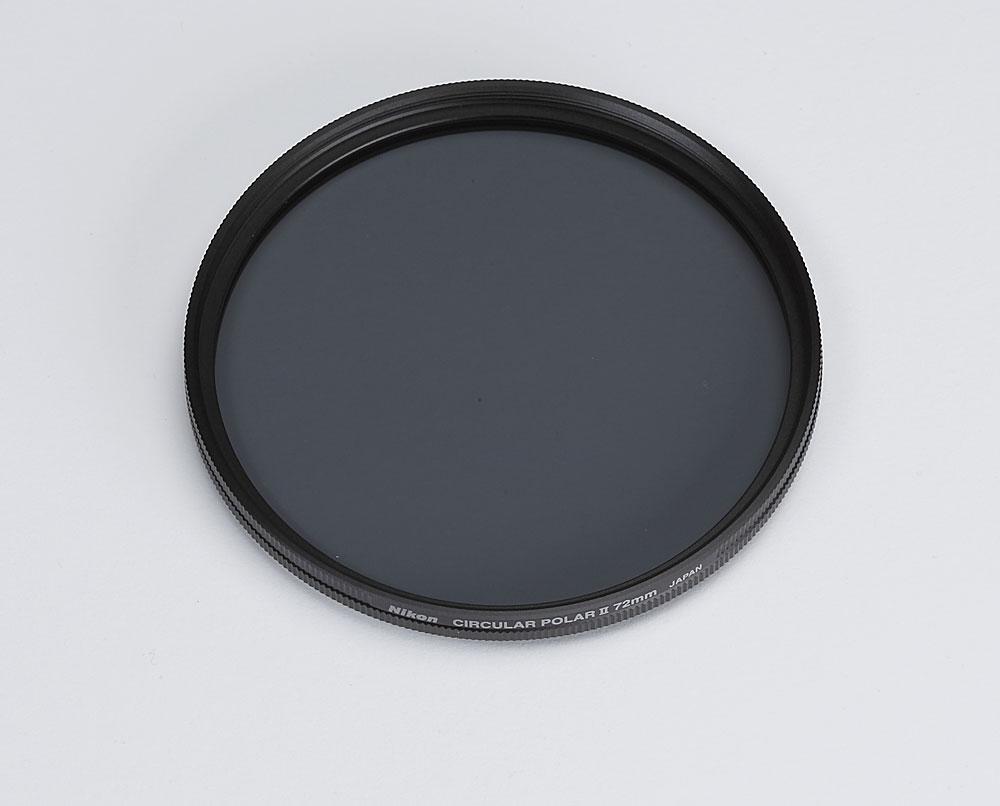 Nikon 72mm Circular Polarizer II Filter