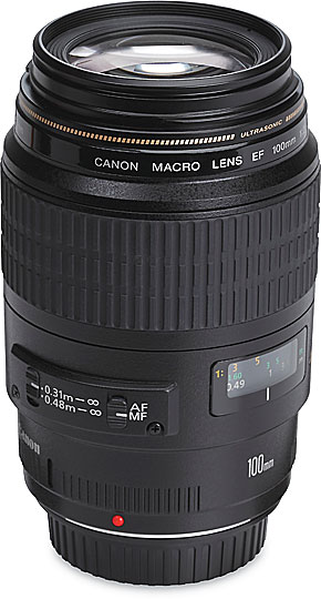 Canon EF 100mm f/2.8