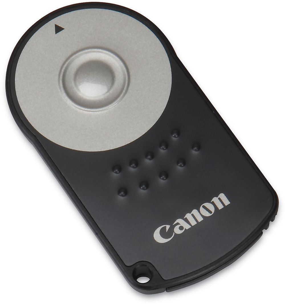 Canon Rc 5 Wireless Remote Control For Compatible Cameras At Ir Rc5 Transmitter