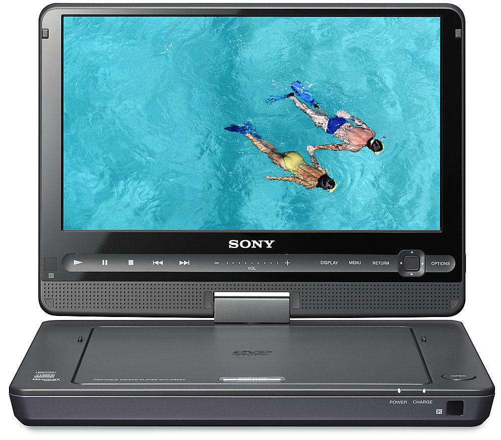 Sony DVP-FX930 (Black) Portable DVD player with 9\