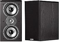 Polk Audio TSi200 BK-pair  Bookshelf speakers