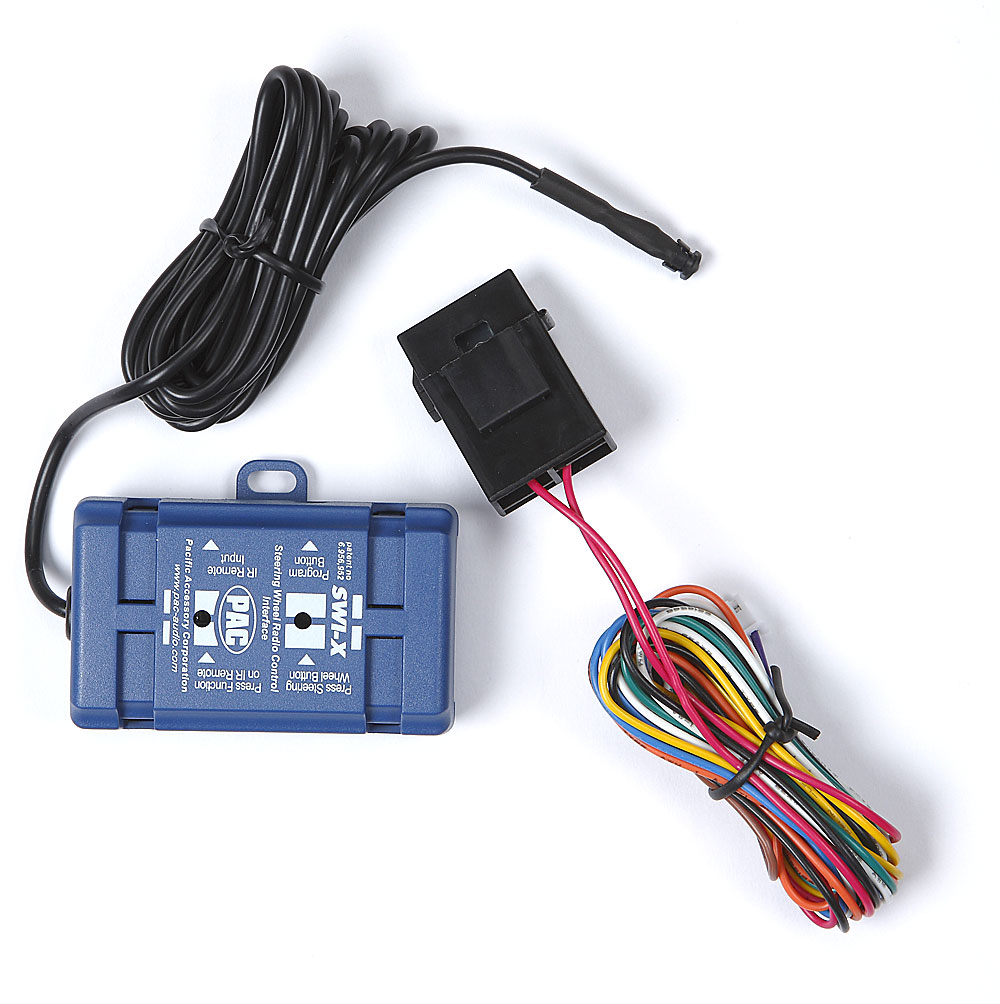 Jvc Kd Avx1 Wiring Diagram Pac Swi X Steering Wheel Control Interface Use Your Factory Controls With An Aftermarket Stereo At