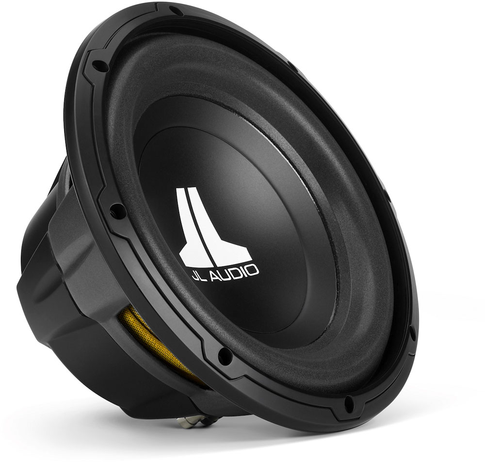Jl Audio 10w0v2 4 W0v2 Series 10 Ohm Subwoofer At Parallel Wiring Speakers Crutchfield