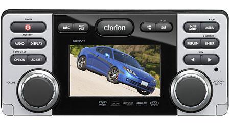Clarion CMV1 Marine DVD receiver