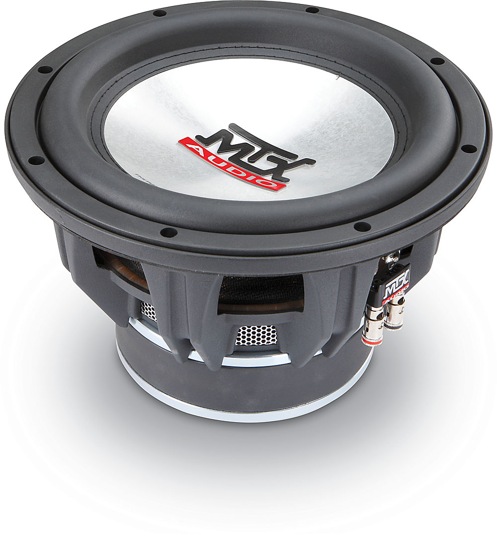 Mtx t7510 44 thunder 7500 10 subwoofer with dual 4 ohm voice coils mtx t7510 44 thunder 7500 10 subwoofer with dual 4 ohm voice coils at crutchfield publicscrutiny Gallery