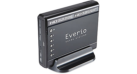 JVC CU-VD50 Share Station DVD recorder for select JVC Everio camcorders