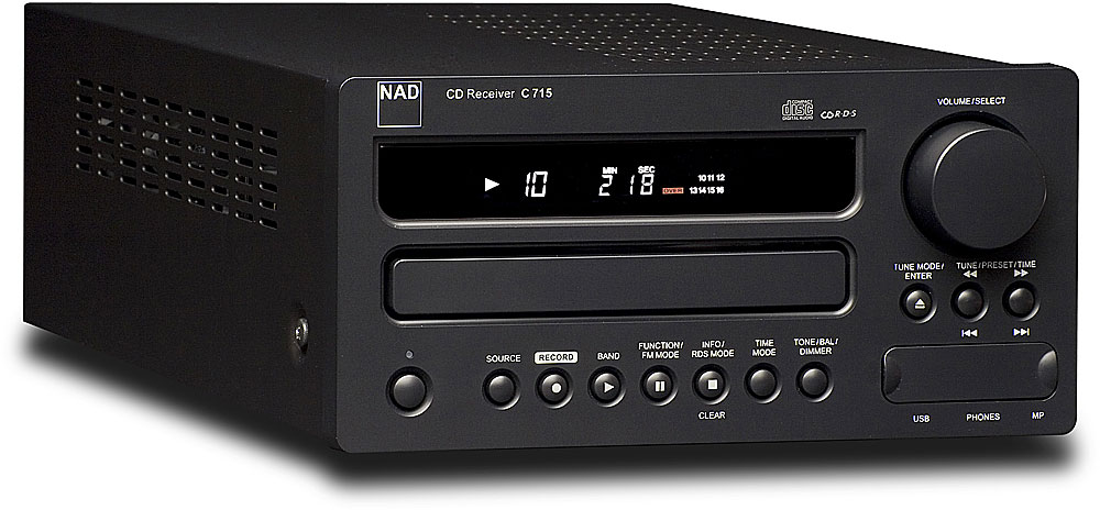 nad c715 stereo receiver with built in cd player at Wiring Diagram Transmission
