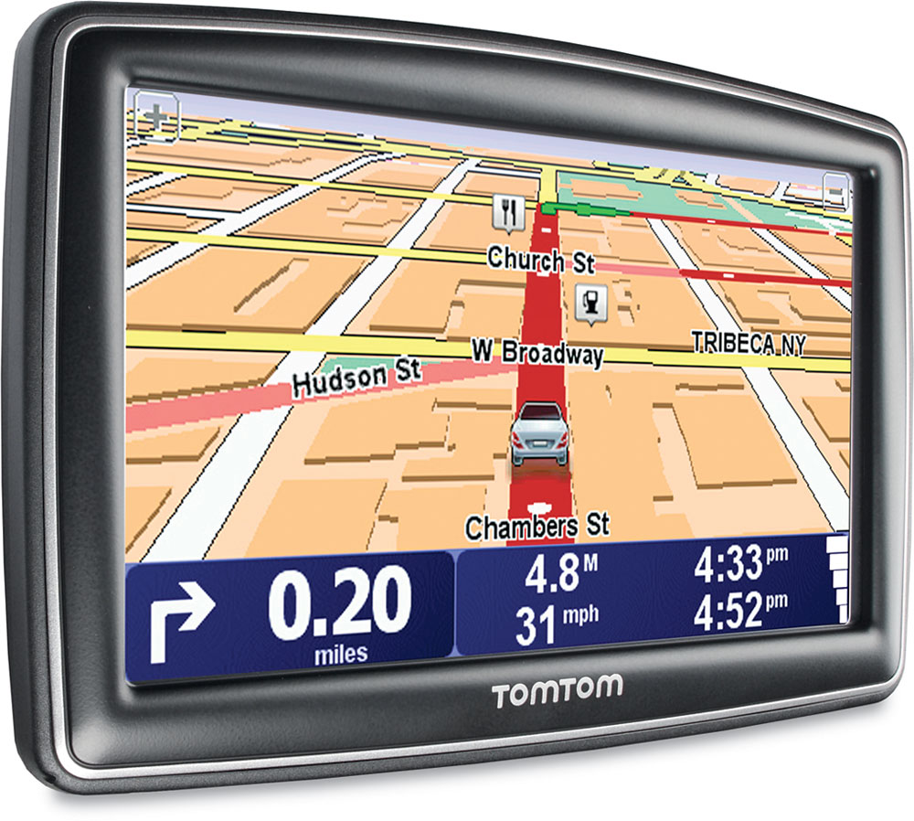 tomtom xxl 540 u2022 tm portable navigator with 5 screen plus lifetime rh crutchfield com