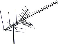 Channel Master 2020  Large UHF/VHF/FM Antenna (Long-Range)