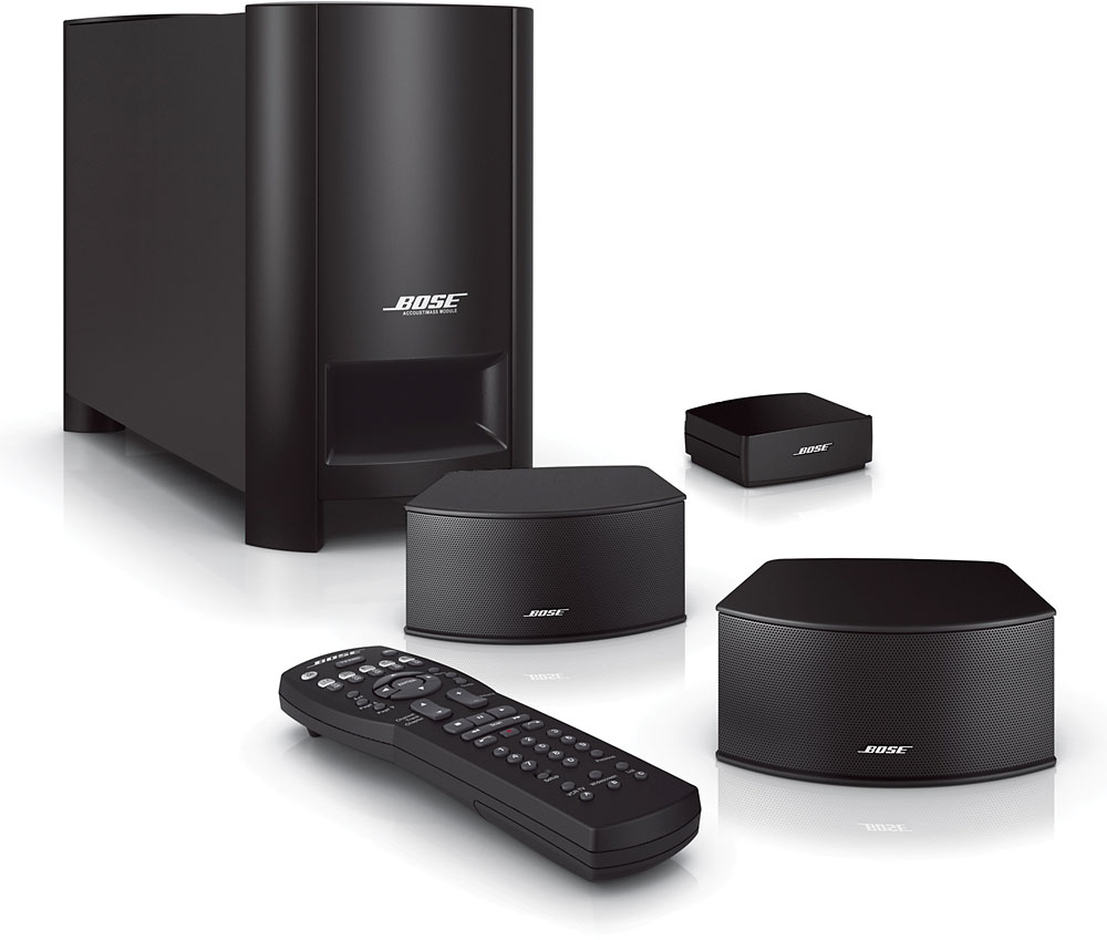 Bose® CineMate® GS Series II digital home theater speaker system at ...
