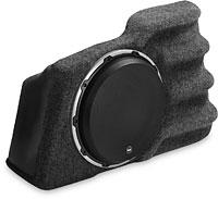 "JL AUDIO Stealthbox Single 12""  Chevy Camaro 2010 Gray"
