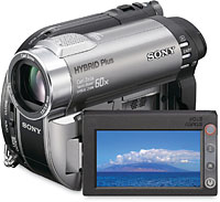 High-def DVD Camcorder