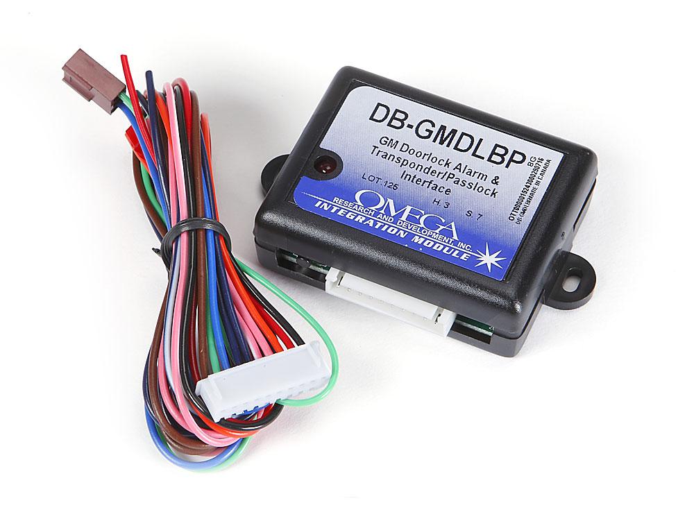 Crime Guard DB-GMDLBP Doorlock/Alarm Module