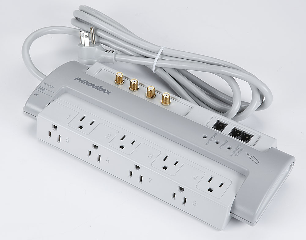Online On 6000/SAT Surge Protector F Connector Max