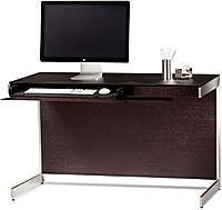 BDI Sequel 6003 Compact Desk- Espresso Stained Oak