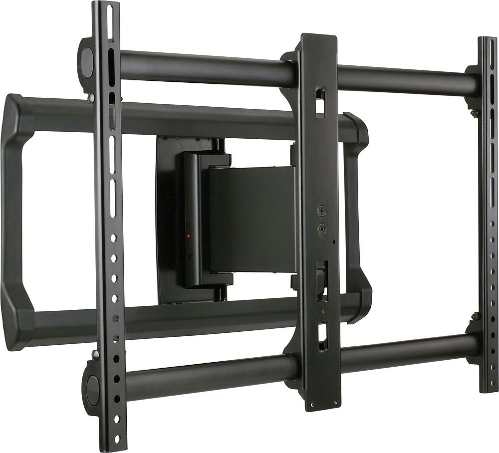 sanus vlmf109 motorized full motion wall mount for tvs 37 60 at crutchfieldcom - Sanus Full Motion Tv Wandhalterung