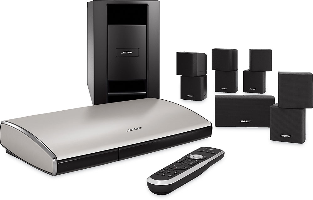 Bose Car Speakers >> Bose® Lifestyle® T20 home theater system at Crutchfield.com