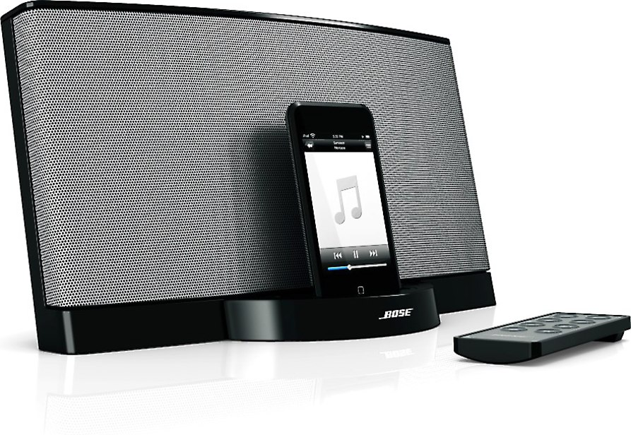 bose sounddock series ii digital music system black for ipod and iphone reviews at. Black Bedroom Furniture Sets. Home Design Ideas