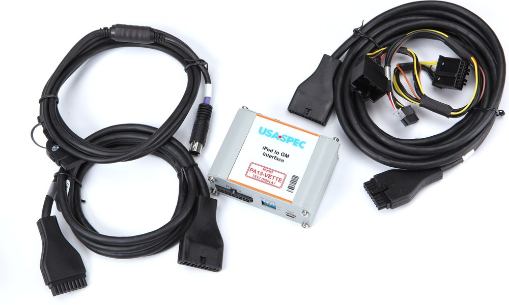 USA Spec iPod® Interface for GM Connects your iPod to select 2005-08 ...
