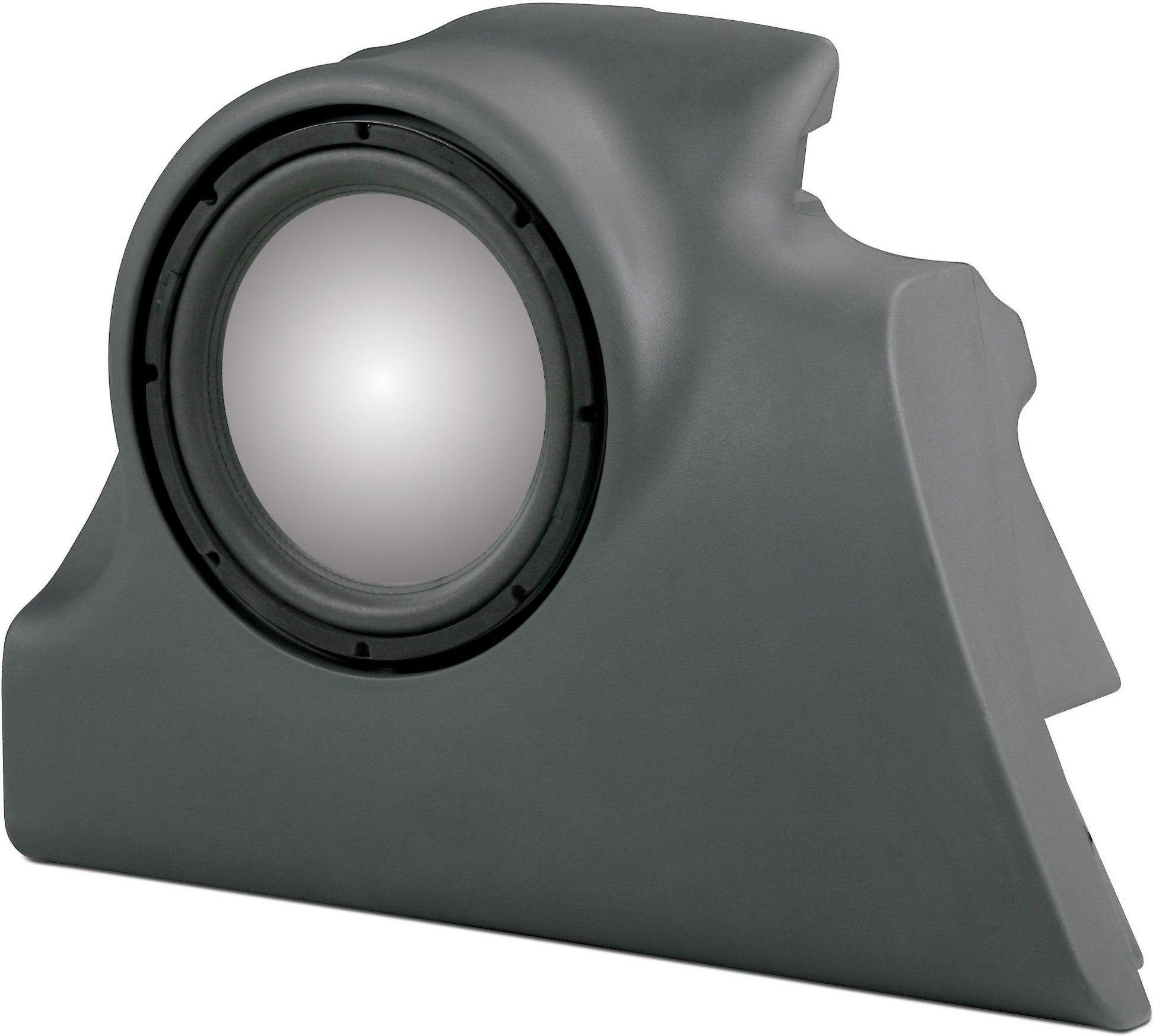 """NEW 10/"""" Subwoofer Hatchback Bass Cabinet Box.Sealed Speaker Enclosure.1.15 cubic"""