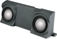 "Mtx Audio T-Form 04-Up F-150  Charcoal, Unloaded fits 2 12"""