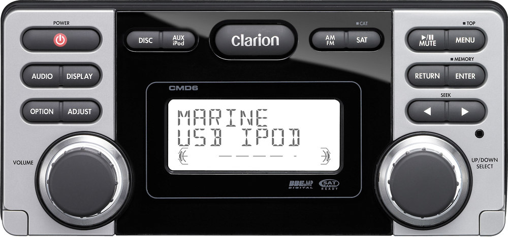 x020CMD6 o_CMD6_01 clarion cmd6 marine cd receiver at crutchfield com clarion cmd6 wiring diagram at virtualis.co