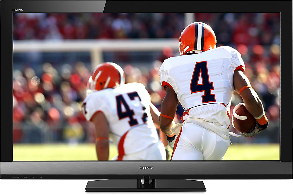 "Sony KDL-60EX700 60"" BRAVIA® Internet-ready 1080p LED-LCD HDTV at  Crutchfield"