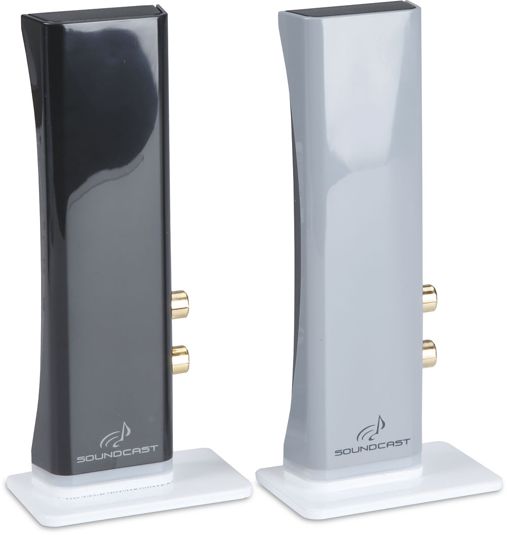 Soundcast™ SubCast Kit Connect your powered subwoofer to your home ...