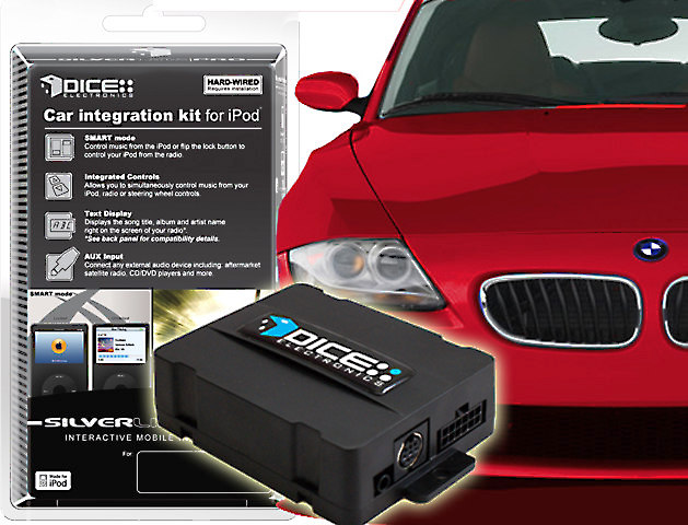 dice ipod interface for bmw control your ipod with select 1996 up rh crutchfield com BMW iPod Adapter 2005 BMW X5