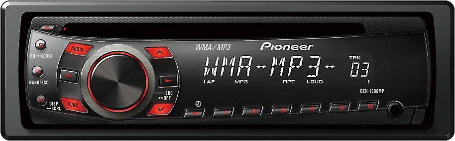 Pioneer DEH1300MP CD receiver at Crutchfield – Kenwood Kdc-mp532u Wiring Diagrams