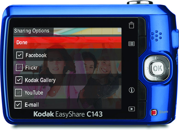 Kodak Easy Share C143